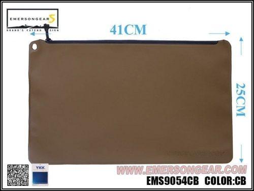 Emerson Gear Waterproof Hot Pressing Pocket (41x25cm) - Coyote B