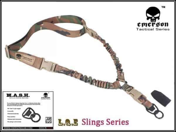 emerson gear lqe delta sling multicam 2 Emerson Gear LQE Delta 1 Point Sling - CB