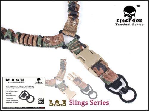 emerson gear lqe delta sling multicam 4 Emerson Gear LQE Delta 1 Point Sling - CB