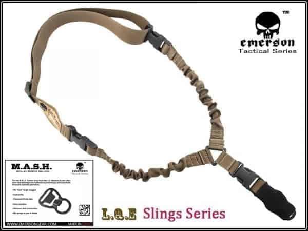 emerson gear lqe single point sling cb 1 Emerson Gear LQE Delta 1 Point Sling - CB