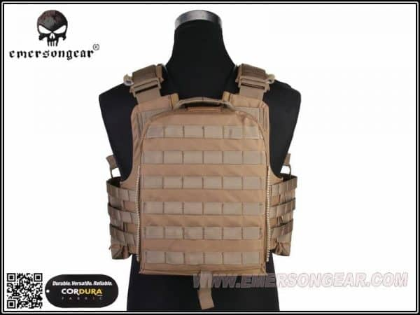 Emerson Gear NCPC Navy Cage Plate Carrier
