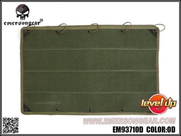Emerson Gear Large Patch folder - OD Green