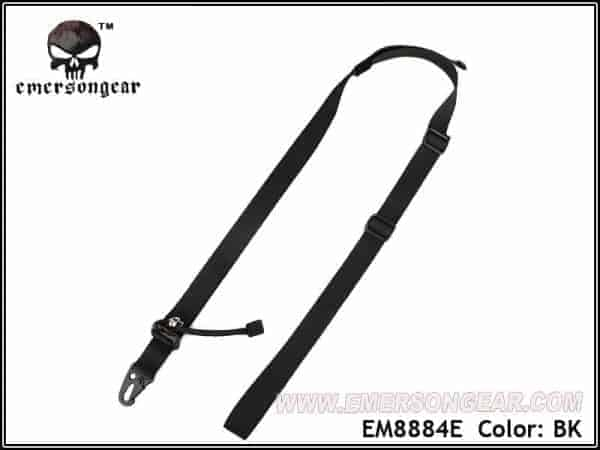 emerson gear quick adjust 2p sling black 1 Emerson Gear Quick Adjust 2P Sling - Black