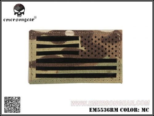 Emerson Gear USA Flag patch (right)