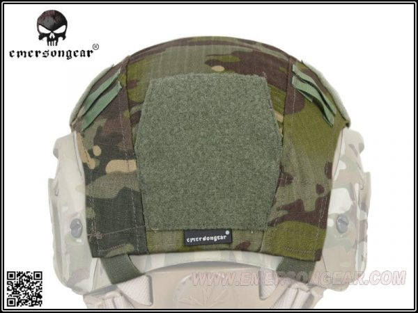Emerson Gear Bump Fast Helmet Cover - Multicam Tropic