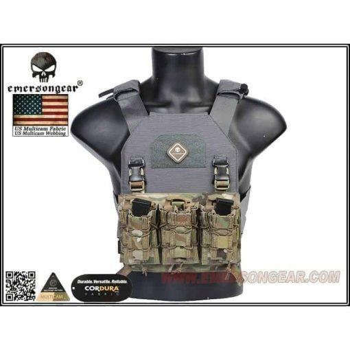 Emerson Fast Clip Panel 1INCH For APC Vest