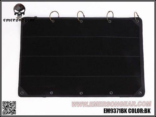 Emerson Gear Large Patch folder - Black