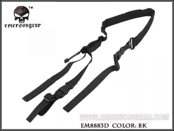 Emerson Gear Quick-Adjust Padded 2 Point Sling