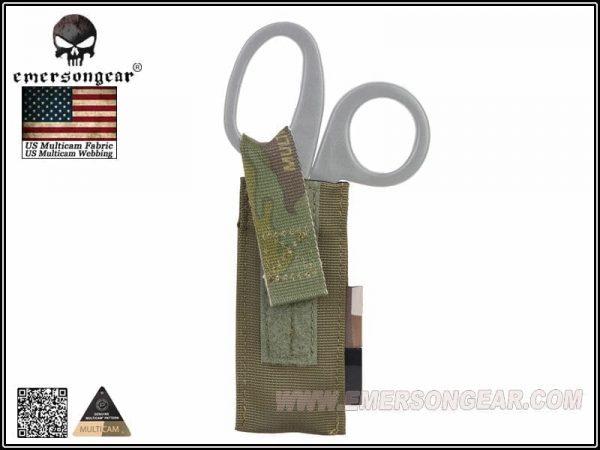 emerson scissor pouch multicam tropic 1 Emerson Gear Tactical Scissors Pouch