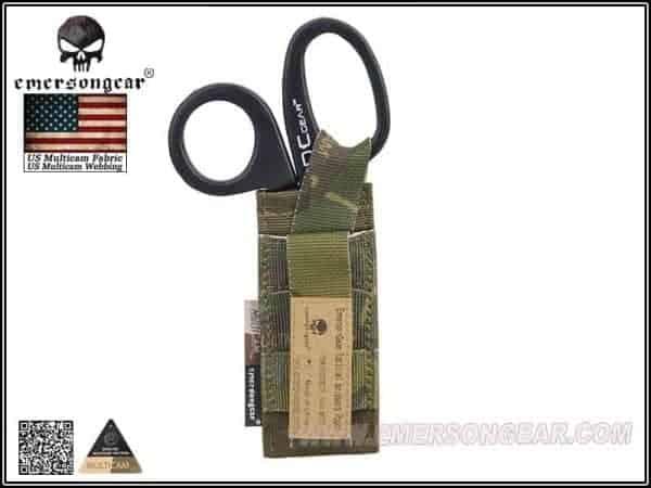 emerson scissor pouch multicam tropic 2 Emerson Gear Tactical Scissors Pouch