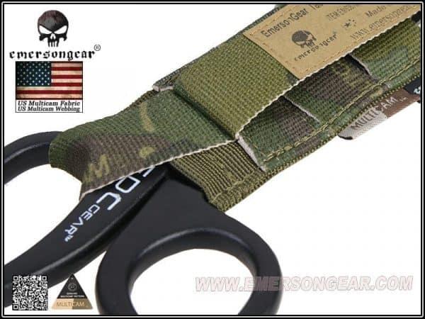 emerson scissor pouch multicam tropic 4 Emerson Gear Tactical Scissors Pouch