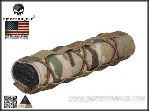 Emerson Gear Airsoft Suppressor Cover (22cm) - Multicam
