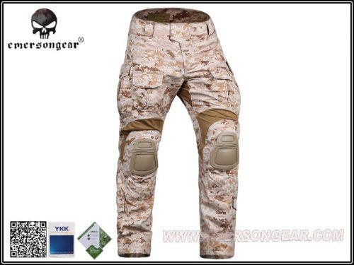 emersongear combat pants aor1 1 Emerson Gear G3 Combat Pants - AOR1