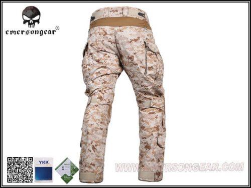 emersongear combat pants aor1 2 Emerson Gear G3 Combat Pants - AOR1