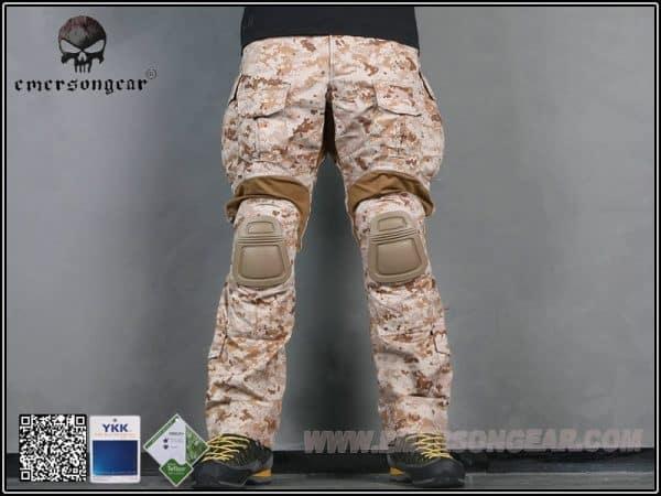 emersongear combat pants aor1 3 Emerson Gear G3 Combat Pants - AOR1
