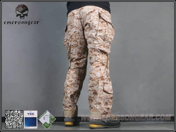 emersongear combat pants aor1 4 Emerson Gear G3 Combat Pants - AOR1