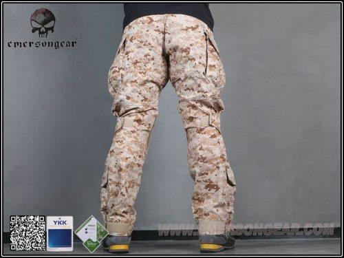 emersongear combat pants aor1 5 Emerson Gear G3 Combat Pants - AOR1
