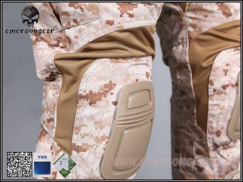 emersongear combat pants aor1 6 Emerson Gear G3 Combat Pants - AOR1