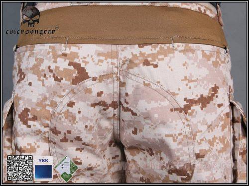 emersongear combat pants aor1 7 Emerson Gear G3 Combat Pants - AOR1
