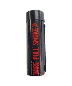 Enola Gaye WP40 wire pull smoke grenade (Red)