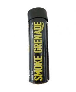 Enola Gaye WP40 wire pull smoke grenade (Yellow)
