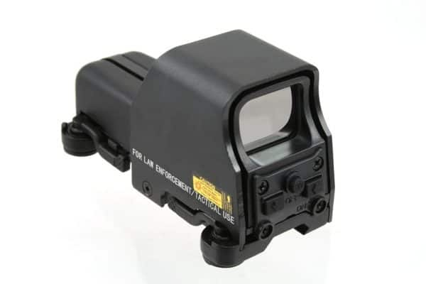 Holo sight Type 553 Red and Green dot with QD mount