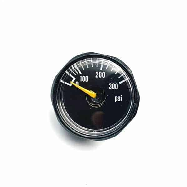 EPES 300 PSI Small pressure gauge - 1/8 NPT