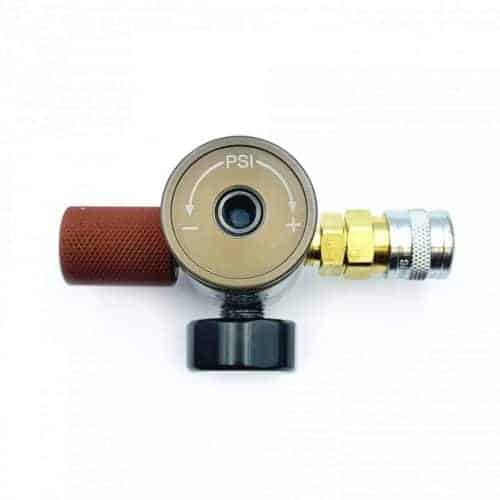 EPES Max Flow HPA low pressure regulator