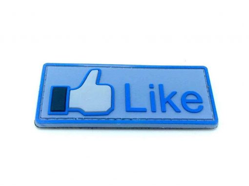 Facebook 'Like' morale patch