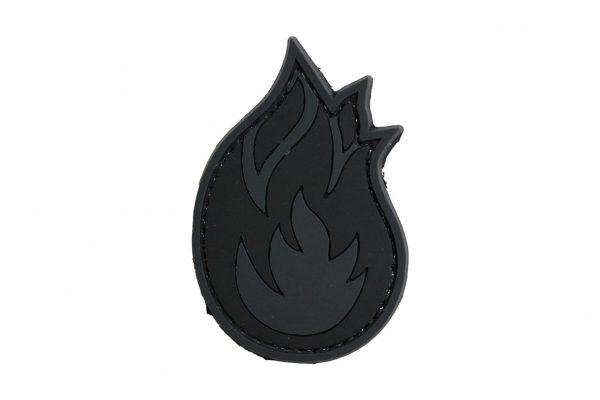 Fireball (Black) Morale Patch