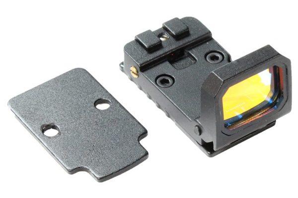 Flip up Mini Reflex Sight