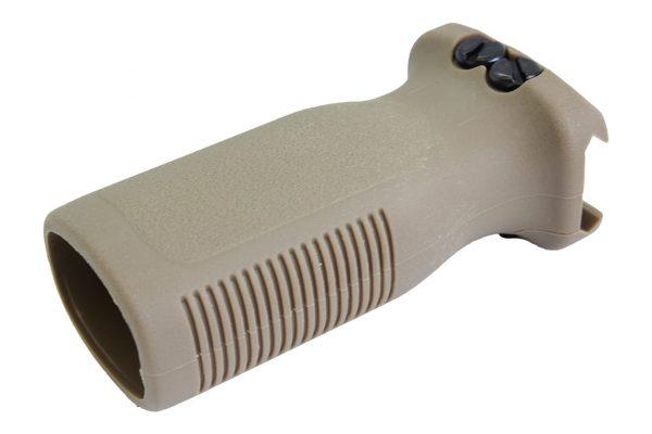 FMA Airsoft RVG vertical Foregrip 20mm (Dark Earth)