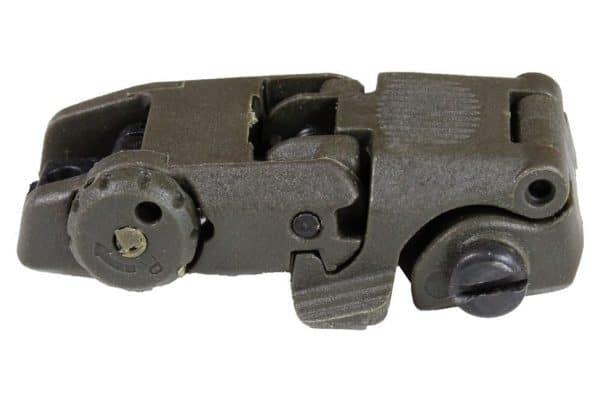 FMA FBUS Gen2 Iron sights - OD