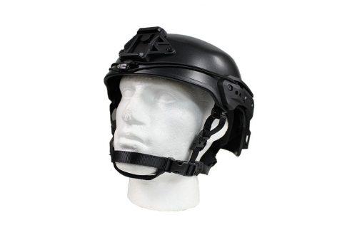 FMA EX Ballistic Helmet - Black
