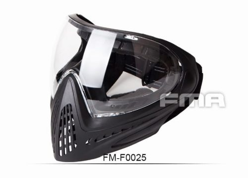 fma f1 mask clear 1 FMA F1 Full Face Mask With Single Layer  - Clear