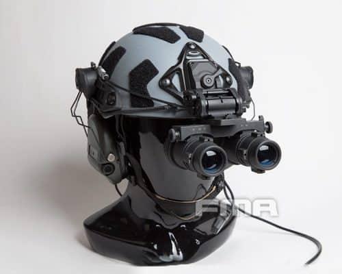 FMA GSGM functioning AVS-9 mount (Black)