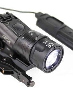 FMA M720v Weapon Light Upgraded version - Black