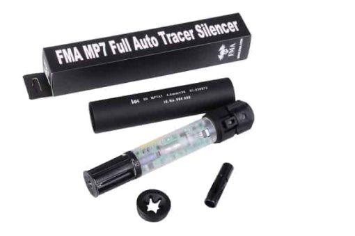 FMA Full Auto Tracer Silencer For MP7