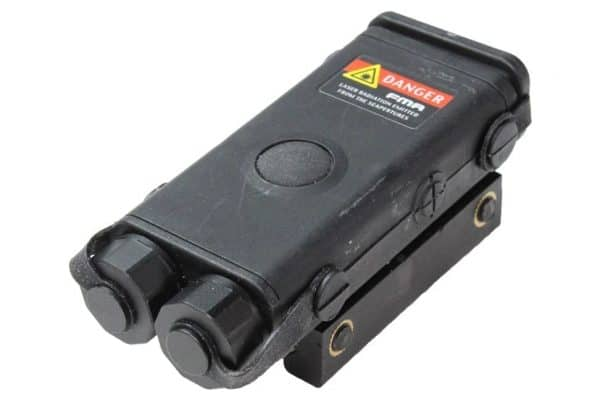 FMA PEQ-10 compact torch and laser unit