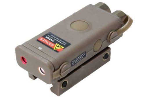 FMA PEQ-10 PRO-laser - Dark Earth