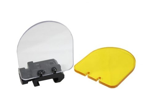 FMA Lens Protector with 2 lens - Black