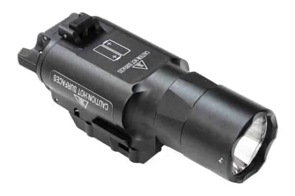 FMA Target one SFX300U Pistol Torch