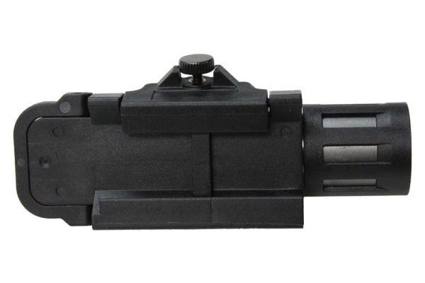FMA Target one WMLX Flashlight for 20mm RIS - Black