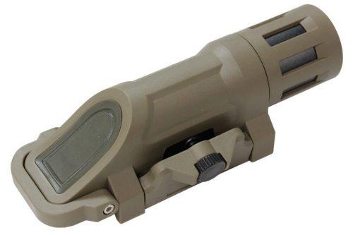 FMA Target one WMLX Flashlight for 20mm RIS - DE