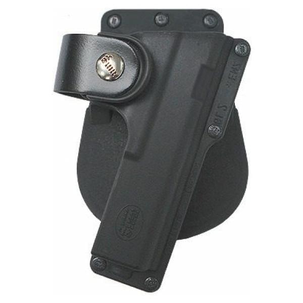 FOBUS Colt 1911 Light Bearing Paddle Holster (EMC)