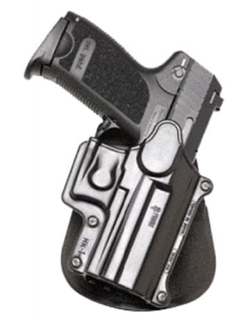 Fobus USP Compact Paddle Holster (HK-1)