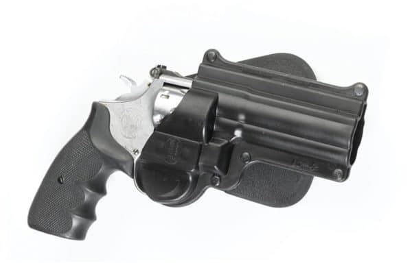 Fobus S&W L&K/Colt Python holster LK-4