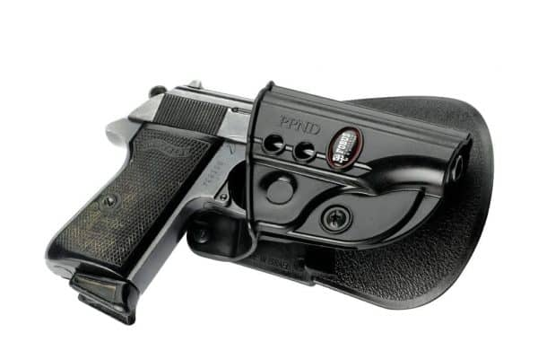 Fobus Walther PPK retention holster PPND