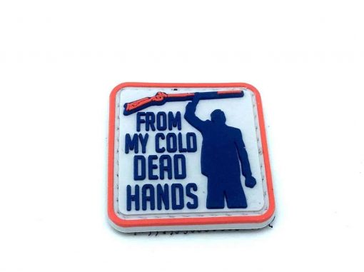 From my cold dead hands patch