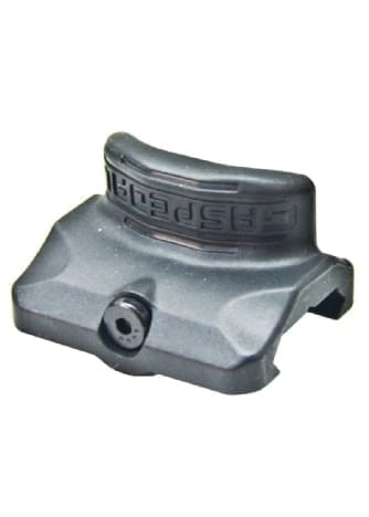 Ris mounted Gas Pedal Grip in Black